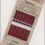 Piecemakers Needles Sz 22