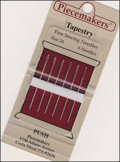 Piecemaker Needles