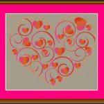 freebie Heart of hearts