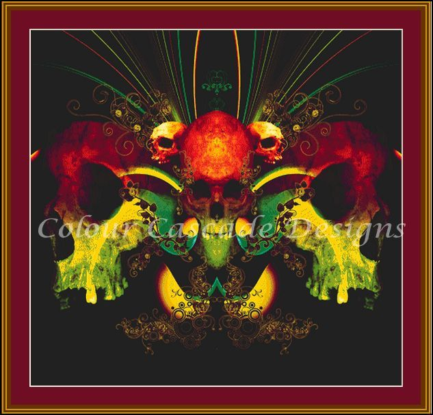 watermarked Dead Coloured Dreams