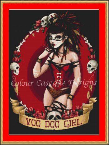 watermarked voodoo girl