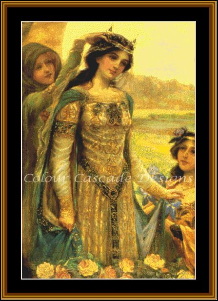 watermarked Queen Guinevere