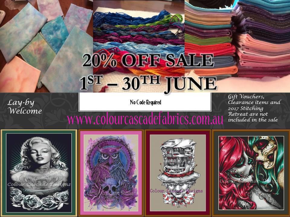 20% Off June 16 sale2