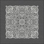 Chalkboard Mandala