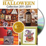 Just Cross Stitch Halloween Collection 2011-2014