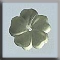 5 Petal Flower Matte Jonquil ~ 12005