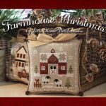 Farmhouse Christmas #1 ~ Little Red Barn