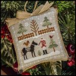 Farmhouse Christmas #2 ~  Horsin Around