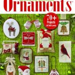 Christmas Ornaments 2017 Ed ~ Just Cross Stitch Magazine