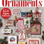 Just Cross Stitch Christmas Ornaments 2018 Ed