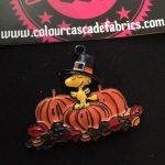 Woodstock Halloween Needleminder