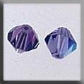 Large Rondele Tanzanite AB ~ 13090