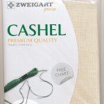 Zweigart Fabric (Pre-Cut) 28ct Cashel ~ 19 x 27