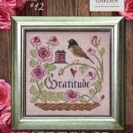 Pt 12 ~ Heart Full Of Gratitude ~ The Songbird's Garden Series