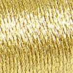DMC Diamant Metallic Thread ~ Lt Gold