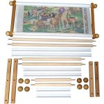 FRANK A. EDMUNDS-Handi Clamp Scroll Frame Set