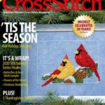 Just Cross Stitch Magazine ~ November/December 2020