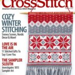 Just Cross Stitch Magazine ~ January/February 2021