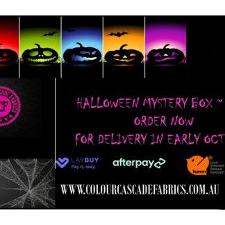 Halloween Mystery Box Pre Order