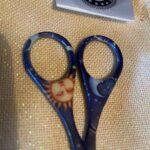 Sun and Moon Scissors